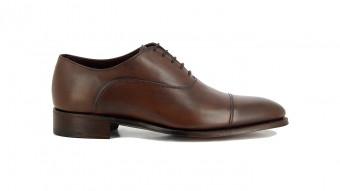 men formal shoes bronze st james