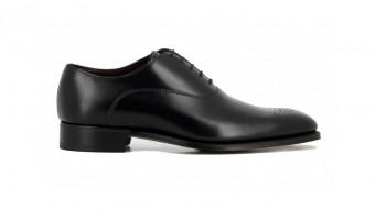 men formal shoes black mayfair