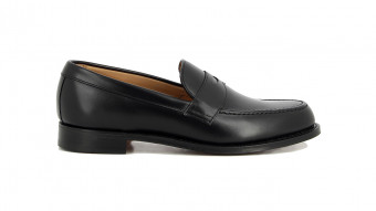 mens formal shoes black portobello