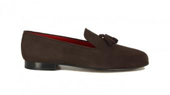mens loafers brown dandy